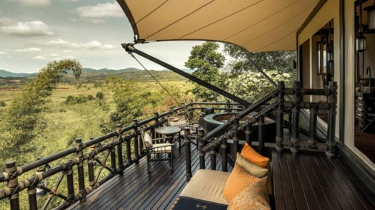 Four Seasons Tented Camp, Golden Triangle, Thailand