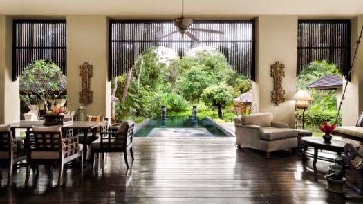 Lounge, The Four Seasons Chiang Mai, Thailand