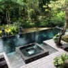 Private pool, Four Seasons Chiang Mai, Thailand