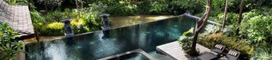 Private pool, Four Seasons Chiang Mai, Thailand