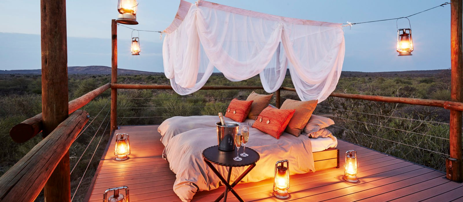 South Africa; Madikwe Game Reserve; Sanctuary Makanyane