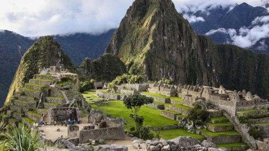 Huayna Picchu, Sacred Valley, Peru