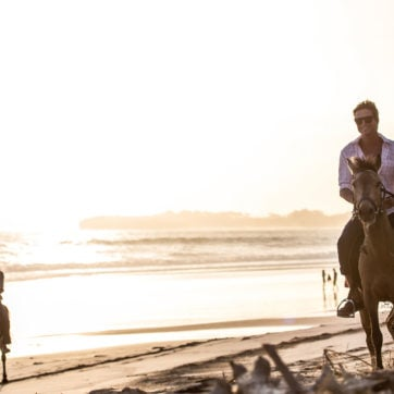Horse Riding Nihi Sumba Island Eco Resort Indonesia
