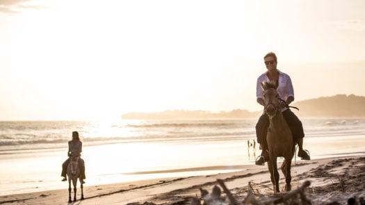 Horse Riding Nihi Sumba Island Eco Resort Indonesia