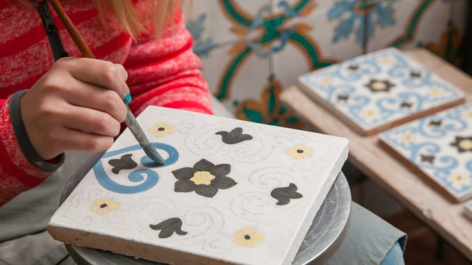 tile-painting