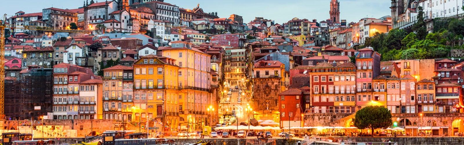 Porto-by-night