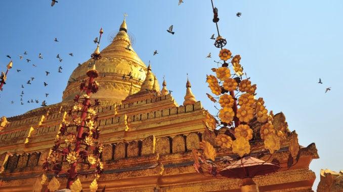 bagan-scwezigon-pagoda