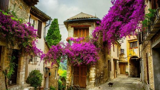 Old Provence France