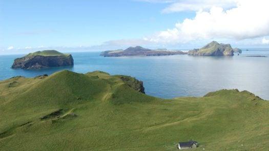 Vestmannaeyjar Archipelago Iceland