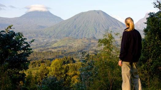 Volcano-view-Rwanda