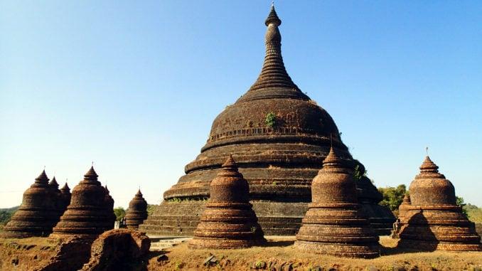 mrauk-u-temple