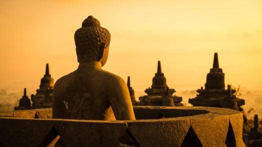 Statue Java Indonesia