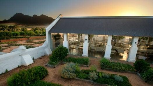 Babel, Babylonstoren, the Winelands, South Africa