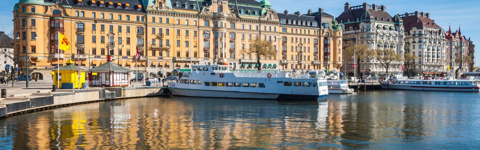 stockholm-harbour