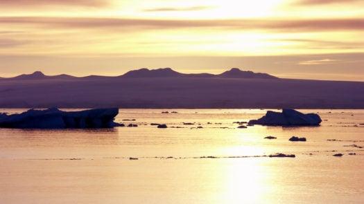 sunrise-antarctica-sound