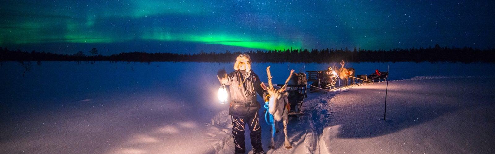 finnish-lapland-northern-light