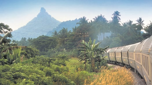 Eastern and Oriental Express, Southeast Asia