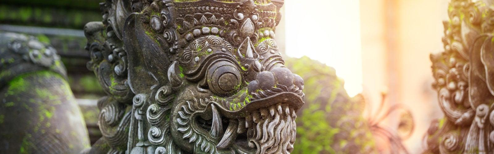 indonesia-stone-statue