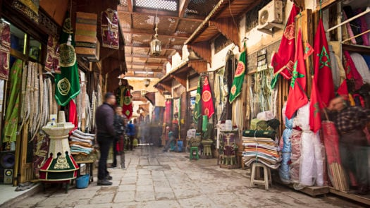 fez-medina-souks-morocco