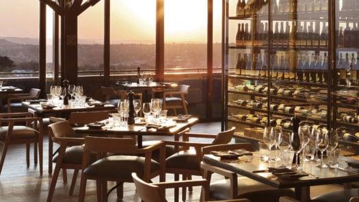 Marble Restaurant Johannesburg
