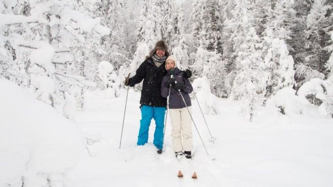 nordic-ski-tour-loggers-lodge-swedish-lapland