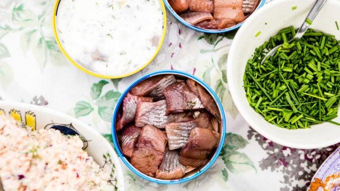 swedish-summer-food-platter