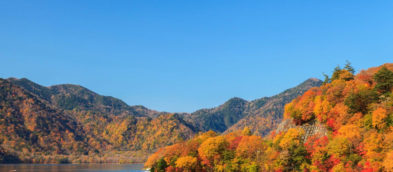 chuzenji-lake-autumn-nikko-japan