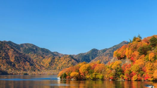 chuzenji-lake-autumn-nikko-japan