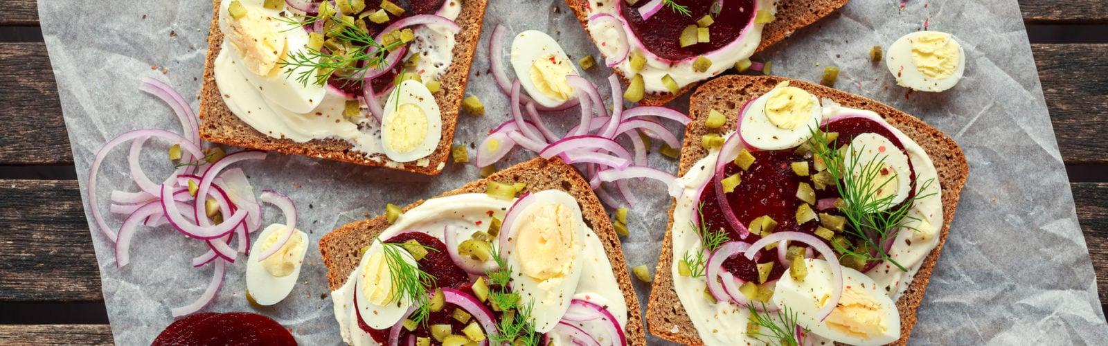 denmark-open-faced-sandwich