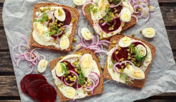 denmark-open-faced-sandwich