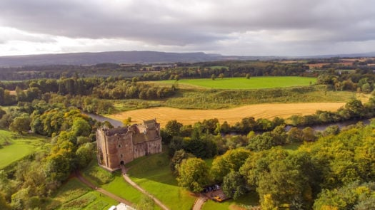 doune-castle-perthshire-scotland