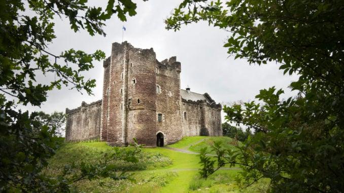doune-castle-glasgow-scotland