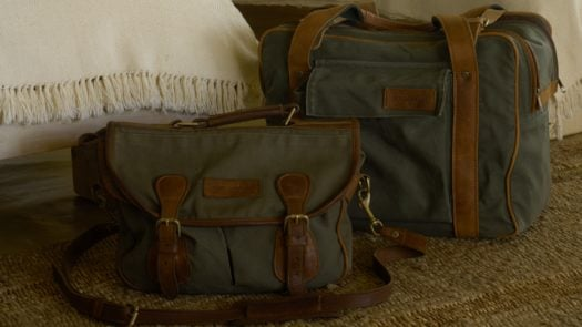 Bags, Kicheche Bush Camp, Safari
