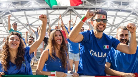 sports-fans-italy