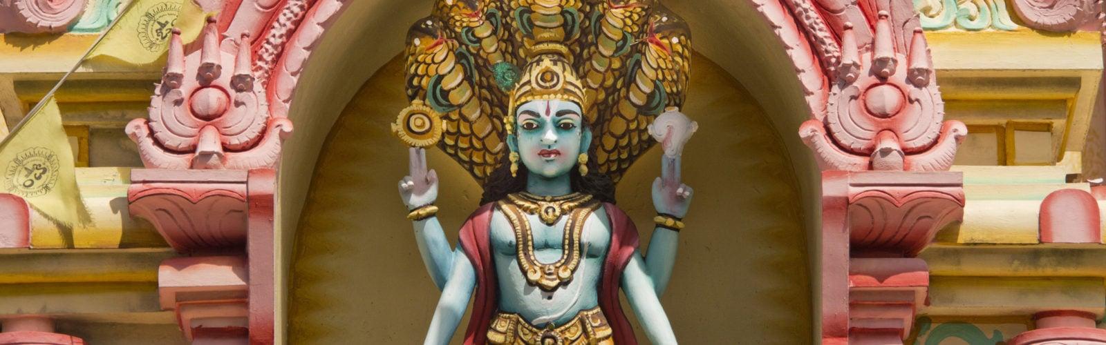 hindu-temple-statue-mauritius