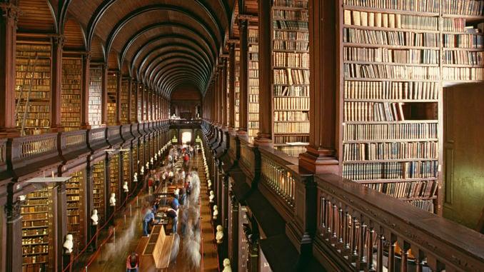 trinity-college-library-ireland