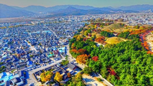 gyeongju-district-south-korea