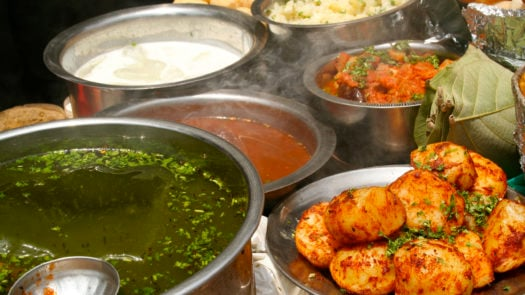 new-delhi-india-street-food