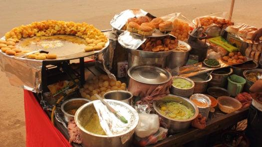 street-food-chaat-india