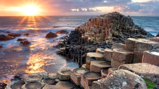 giants-causeway-sunset