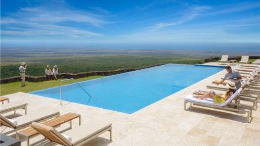 Pool, Hotel, The galapagos islands