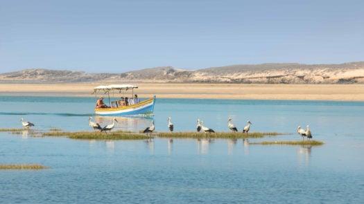 la-sultana-oualidia-boat-lagoon