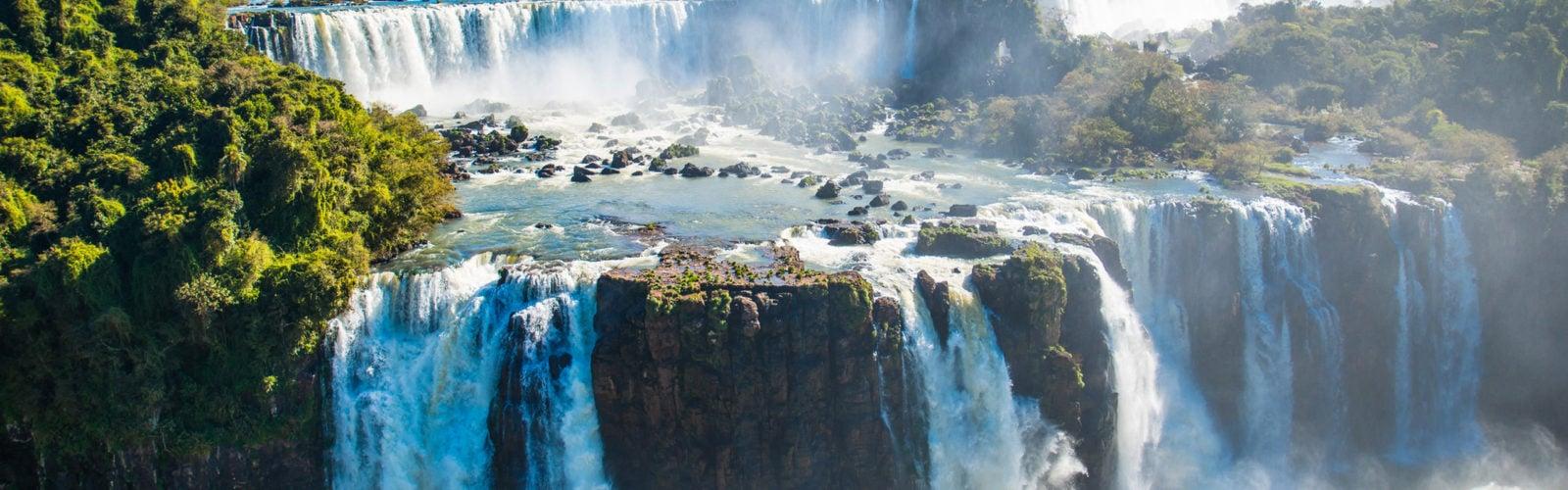 Iguazu Falls Argentina Tourist Attractions