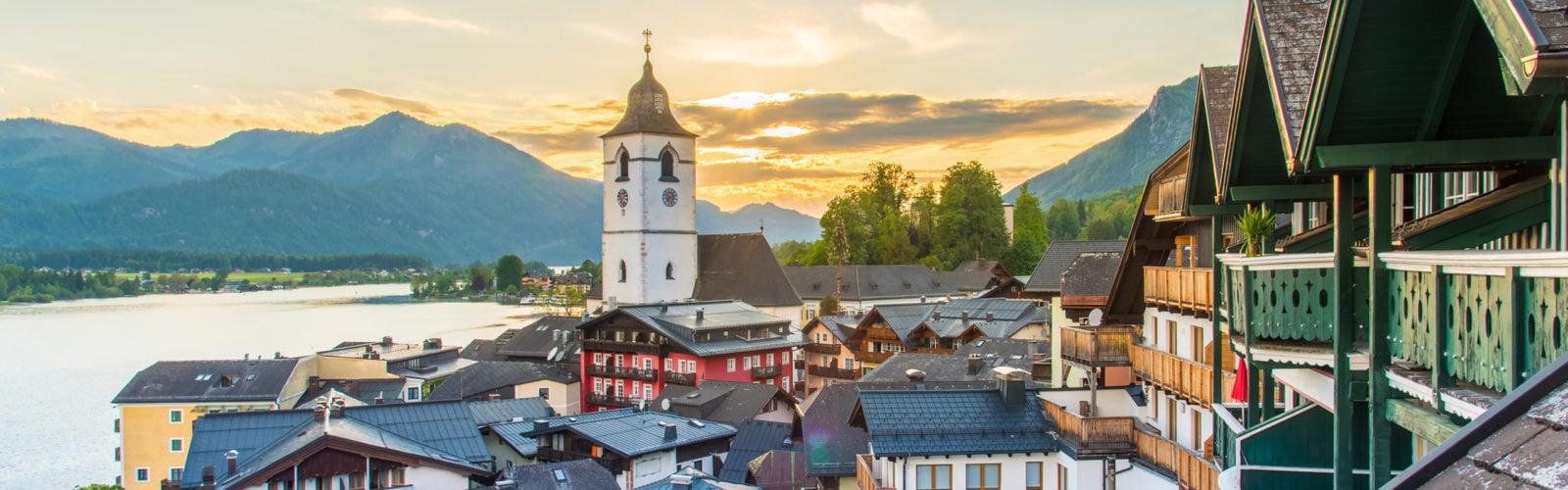st-wolfgang-summer-sunset-austria