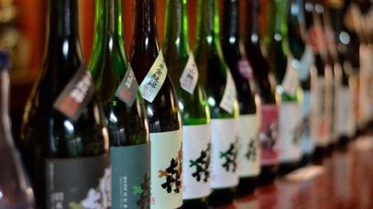 saki-bottles-japan