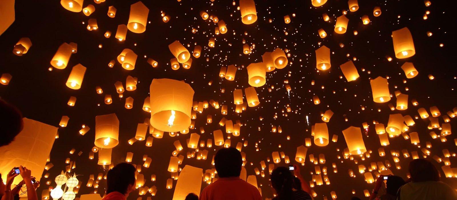 Thai Lantern Festivals Loi Krathong And Yi Peng Jacada Travel