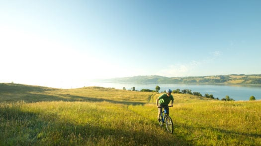 Chiloe Chile Cycling
