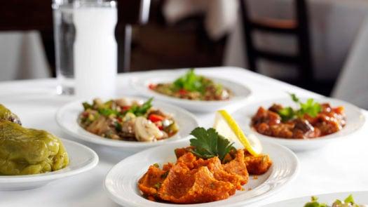 mezze-food-turkey