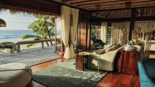 Bedroom, North Island, the Seychelles