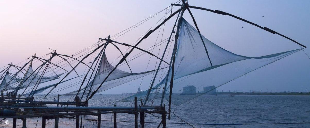 India's shoreline